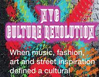 NYC CULTURAL REVOLUTION