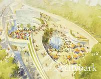Huainan City Park - The Jerde Partnership