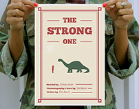 """The Strong One"" Short Film // Film Poster"