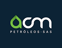 ACM · PETRÓLEOS SAS Branding