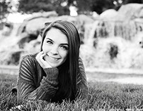 Courtney - Senior Portraits 2014