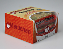 Ramen Package Redesign