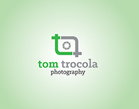 Tom Trocola Photography Branding