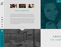 Element Beauty Website