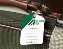 Alitalia Airlines - New format proposal & applications.