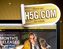 High 5 Games Social Ads