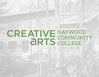 CREATIVE ARTS AT HAYWOOD COMMUNITY COLLEGE