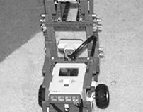 LegoNXTMindstorms Robot connected with Microsoft Kinect