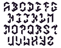 typeface : orifice