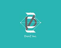 DonZ Inc - Branding