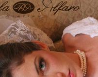 Paola Alfaro Website versión 2007