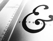 Fournier Font Study