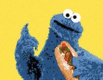 Falafel Monster