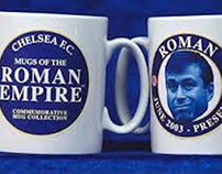 Chelsea Mugs of the Roman Empire