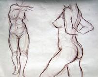 Life Drawings II