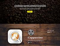 Kahve Dünyası - Web Design