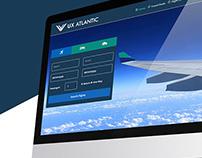 Responsive Airline Website UIDesignAirline.com