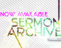 sermon archives - web banner