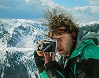 in Tatras with Friend