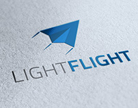LightFlight Corporate Identity and Stationery