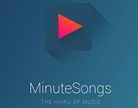 MinuteSongs iOS App