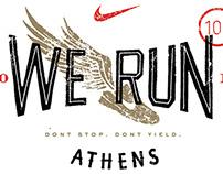 Nike 5k Marathon 2013 Start Pack