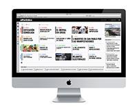 El Periódico - Plataforma web