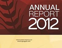CGC Annual Report 2012