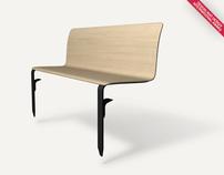 Atis bench design