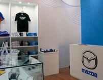 Mazda pop-up store