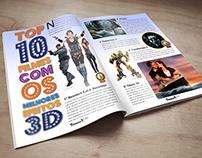 Revistas - The Best Movies