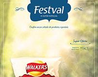 Festval - Folheto de ofertas especiais.
