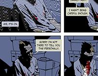 Last Testament Comic Story