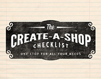 The Create-A-Shop Checklist