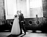 Marmor Kirken i København - bryllup