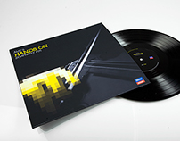 Design for music packaging and campaign | HandsOn
