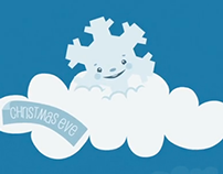 Sampson the Snowflake Children's Book Trailer
