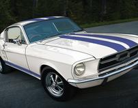 Ford Mustang - Vexel