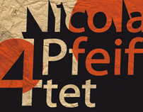 Nicolas Pfeiffer 4tet