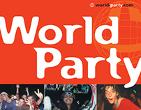 World Party branding, book