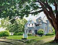 Seven Sisters Inn, Ocala, Florida