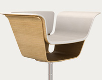 Design of the bar stool S5
