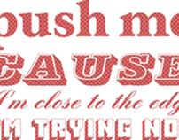 Don't Push Me