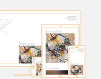 Design by Gartier Website