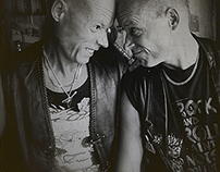 Portrait | The rock-Twins