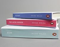 Irvine Welsh Book Covers