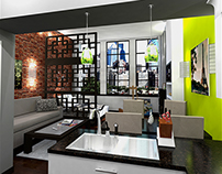 Philadelphia Studio Apartment