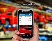 Line Inspection App