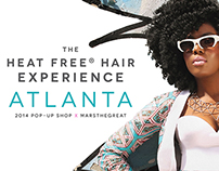 Heat Free® Atlanta Pop-Up Shop