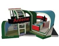 Anlene Booth Design